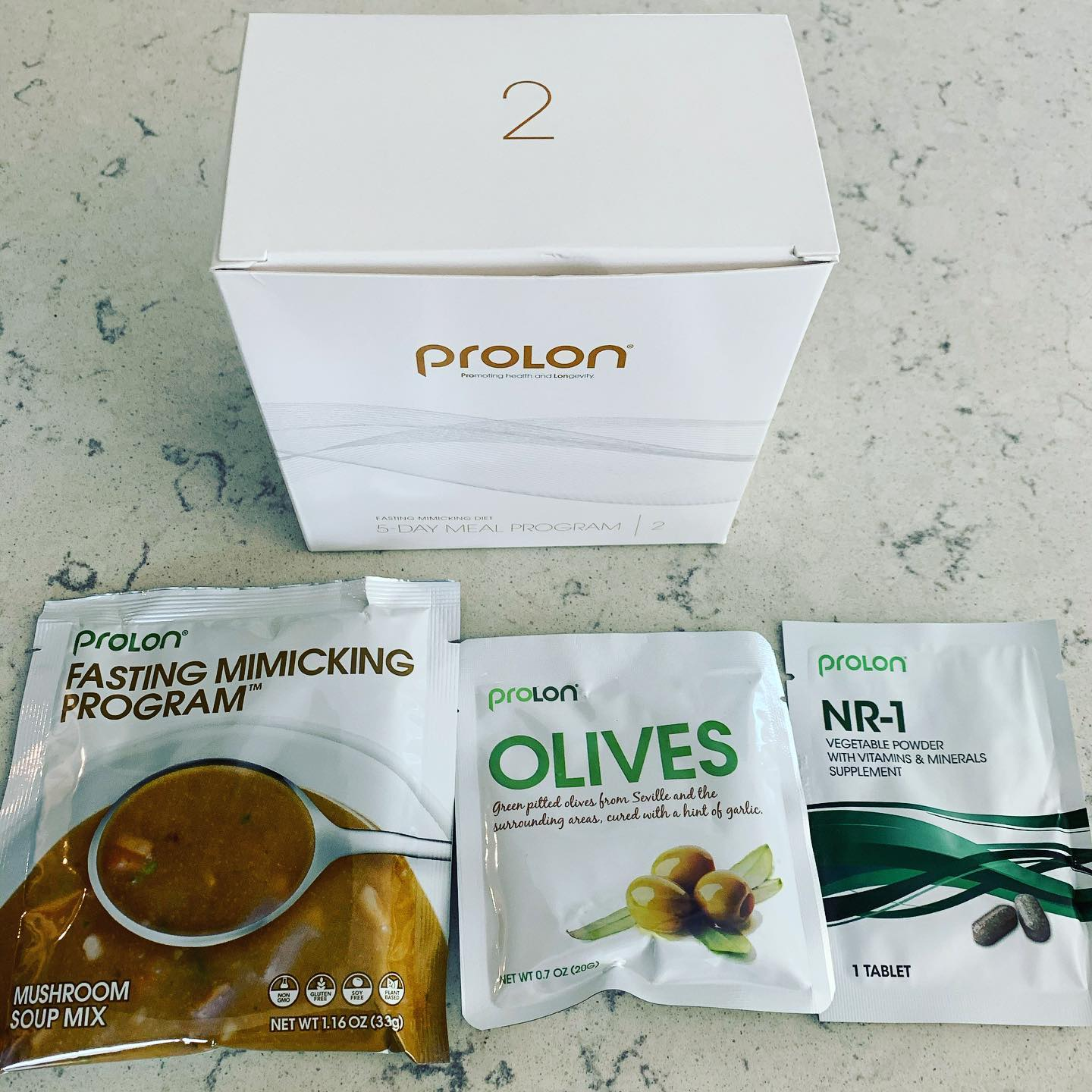 ProLon Fasting Mimicking Diet