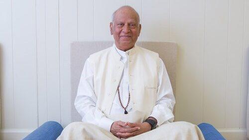Guru Ranjit Charlotte Meditation