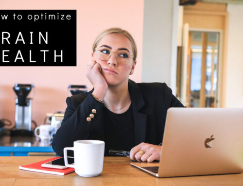 Brain fog or something more?  Learn how to optimize your brain health